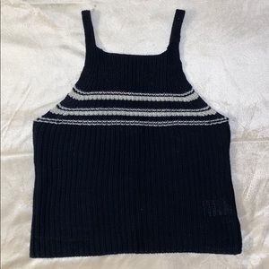 Knitted AE Tank Top